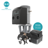 Product image of sleipner pro tunnel thruster sep100 with veriable speed control